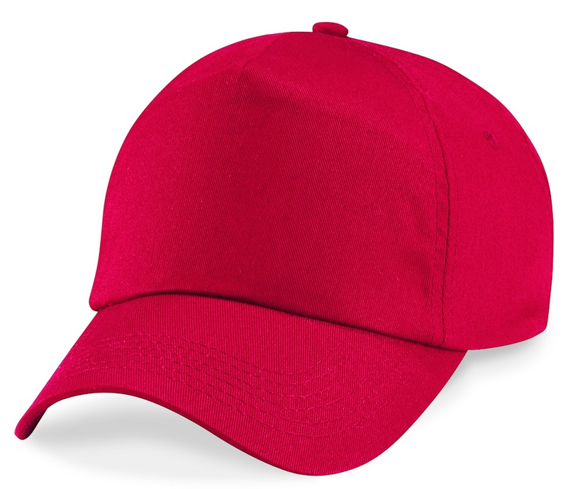Caquette enfant classic red