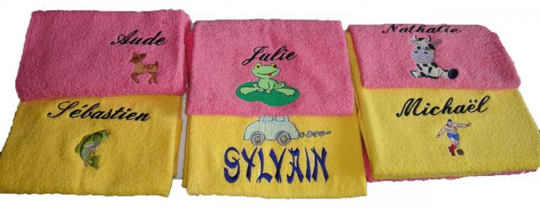 serviettes+motifs