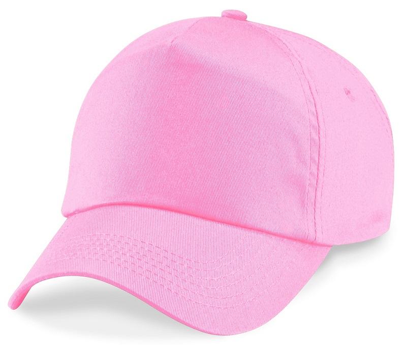 Caquette enfant rose