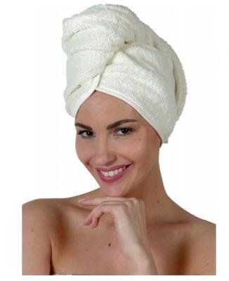 Bonnet Turban Eponge