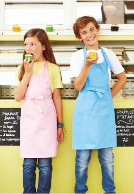 Tablier Enfant avec poche personnalisé