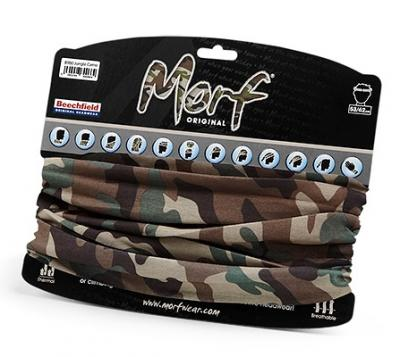 Tour de cou morf multi usage camouflage jungle1
